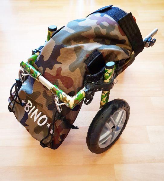Fußsack für Rollwagen