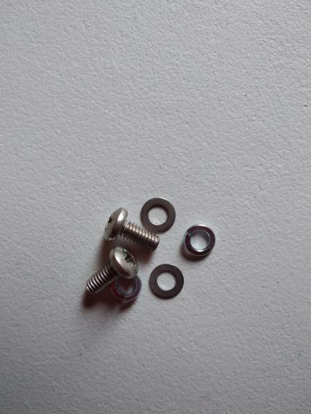 Schrauben für Gelenk des S Rollis
